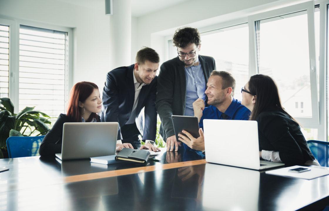 Espaços colaborativos: 5 vantagens para empresas
