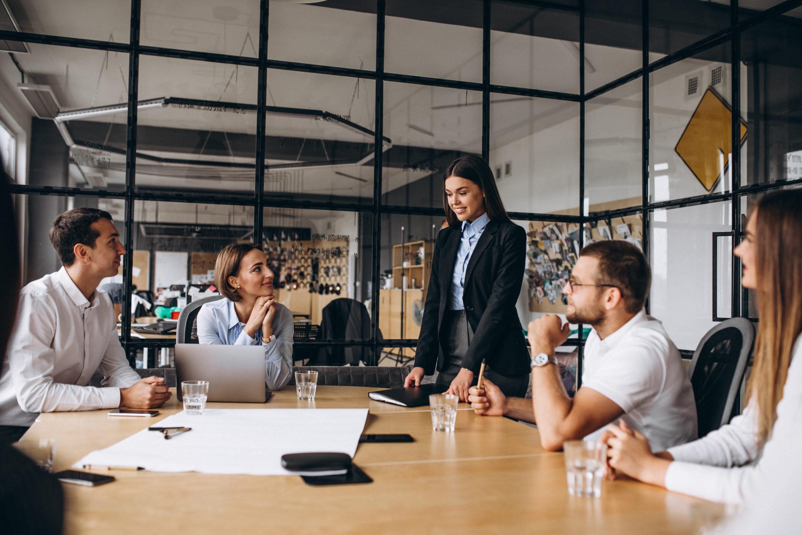 por que alugar uma sala de reunião em um coworking